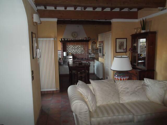 Countryhouse sulle colline fiorentine