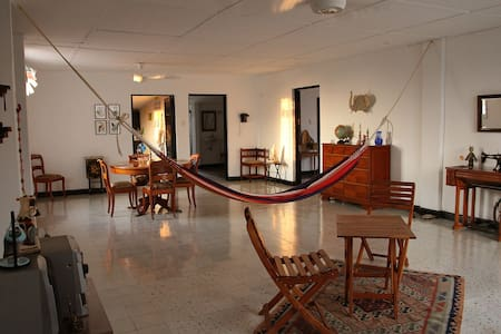 Unique apartment in Santa Marta