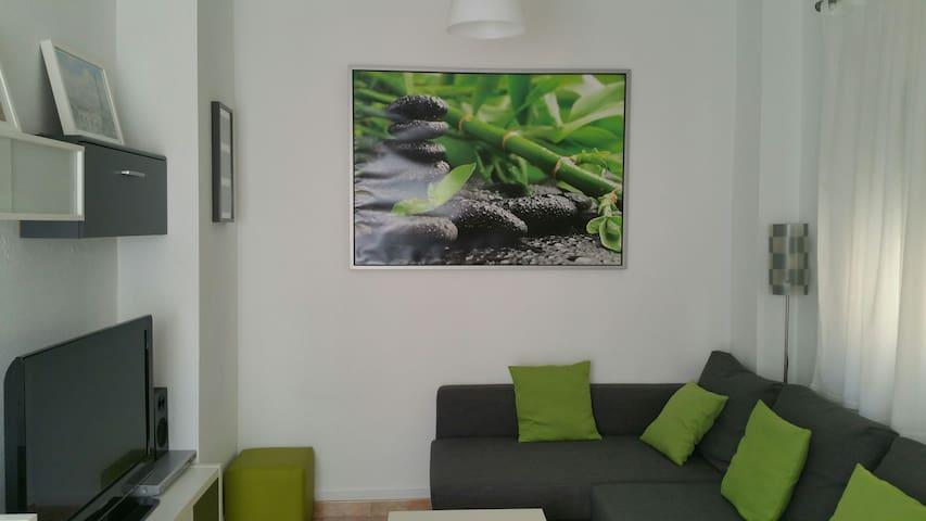Apartamento muy luminoso y acogedor - Málaga - Lägenhet