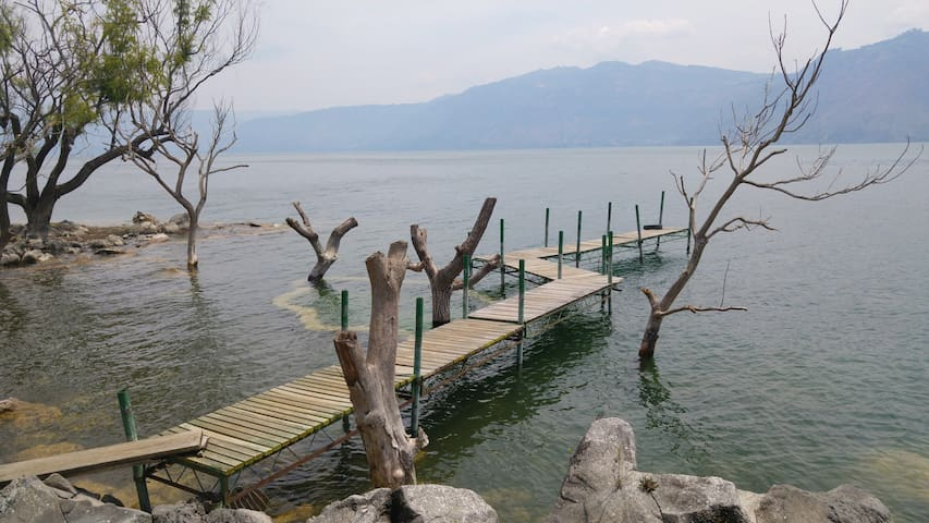 Relaxing House in Atitlan Lake