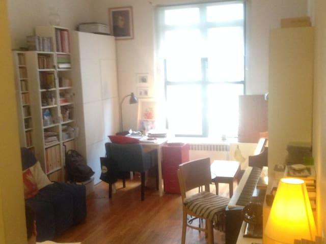 Bright studio on great location
