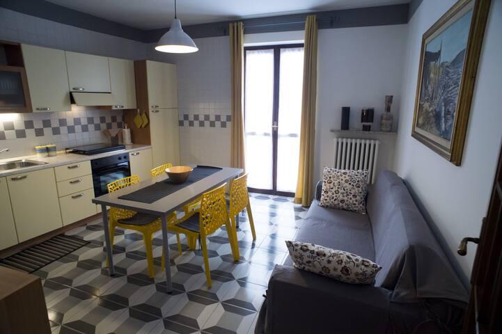 Casa Clementi, Barolo center - Barolo - Apartemen