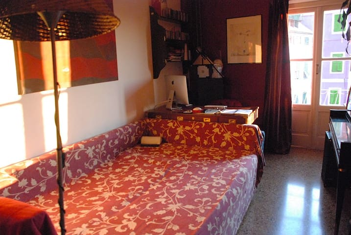 Great stay for one night. - Genua - Appartement
