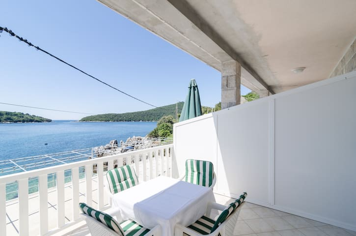 House Rašica - One Bedroom with Terrace & Sea view