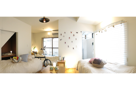 Shinjyuku 6min/Shibuya 20min/free-wifi/ - Apartment
