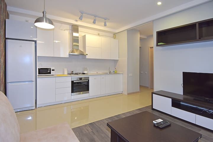 Modern Apartment in the very center