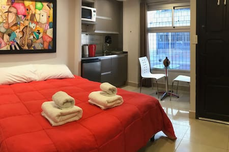 Departamento en pleno centro//Lovely and cozy!!