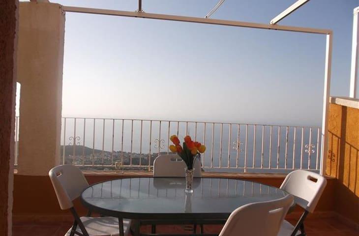 Wonderful view in Cumbre del Sol - El Poble Nou de Benitatxell - Apartment