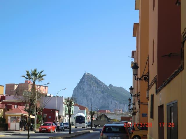 Habitacion cerca de la frontera con Gibraltar. - La Línea de la Concepción - Timeshare