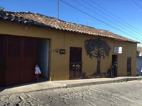 Casa Comiteca.