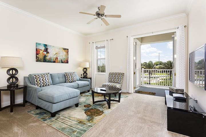 5 Star Luxury Condo Next To Pool - Kissimmee - Flat