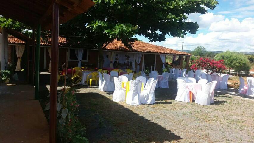 Casa dos Sonhos Chapada Diamantina Bahia