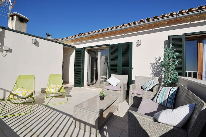 Holiday House Biali in Buger, Mallorca