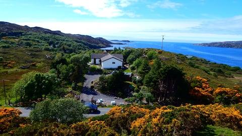NC 500 |  Lochinver |  Cruachan Holiday Home