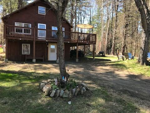 #Beautiful Cabin Getaway