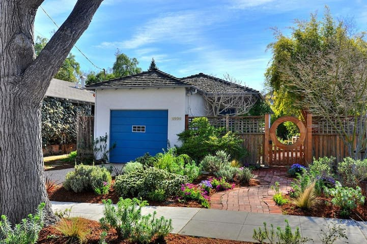 Charming and Peaceful 2BR House - Palo Alto - House