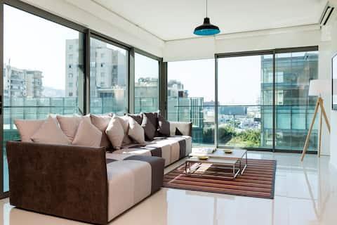 Antelias 1BD Apartment_Demco Towers (B) 24/7 Power