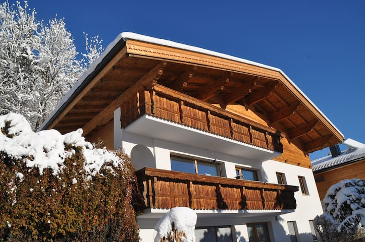 Apartment Chalet Schlossblick**** - Vomp - Appartement