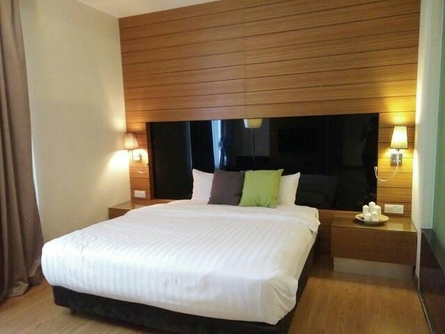 1-2 pax Deluxe Hotel Suit - Kuala Lumpur - Apartemen