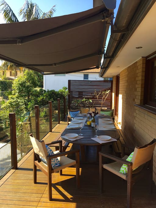 10 seater Outdoor Dining