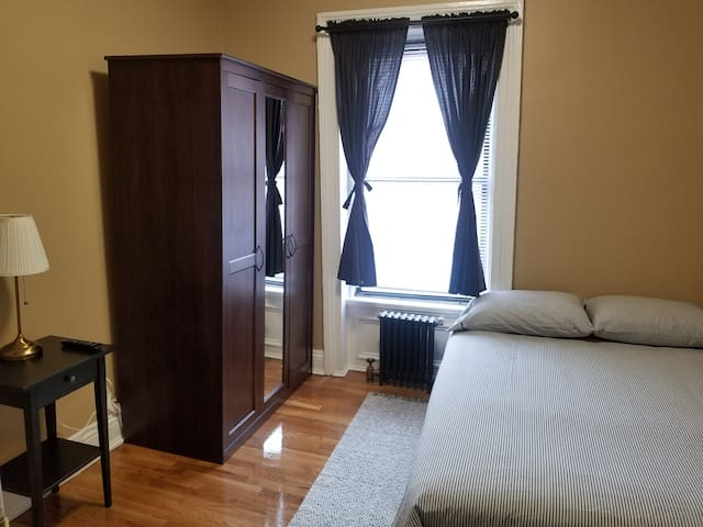 Cozy/Private Room in Park Slope