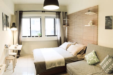 Quiet Lovely City Center Apartment 91476 - Zhongshan District - อพาร์ทเมนท์