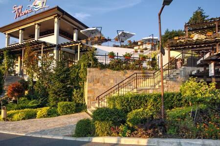 Апартаменты на море Болгария Созополь Санта-Марина - Sozopol - Apartamento