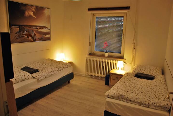 Möblierte 2-Zimmer-Wohnung in Köln/Messe-Deutz