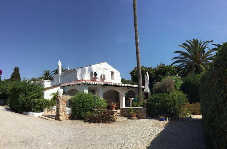 Charming Menorca Farmhouse. - Sant Lluís