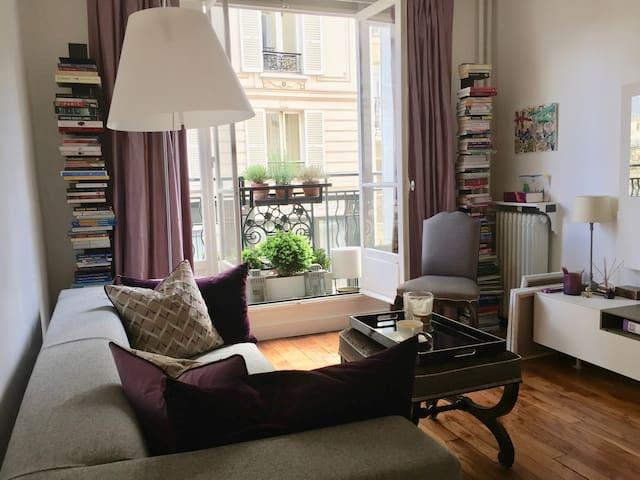 Rue Cler/Tour Eiffel Modern Luxury - Paris - Apartment