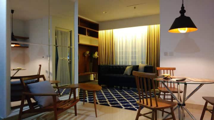 Sahid sudirman residence Apartment 7th C