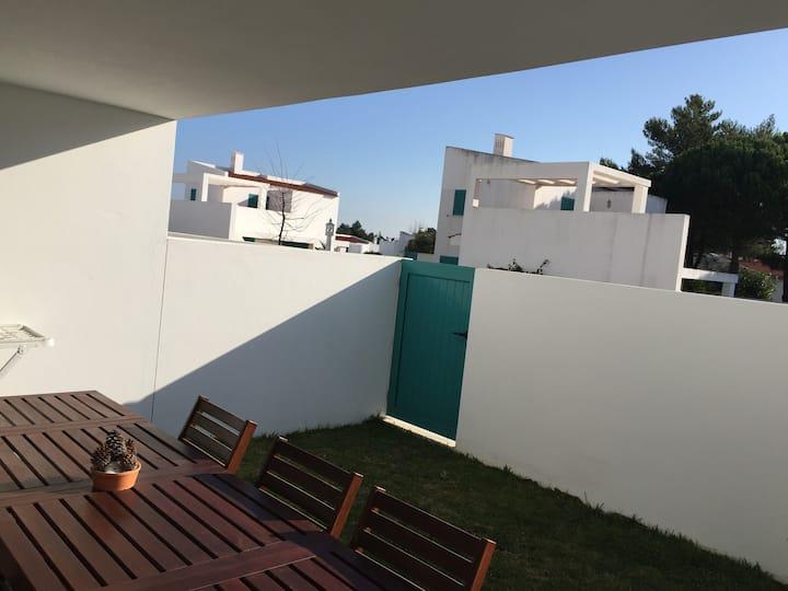 House near Alvor PT (Prainha), 5 min walk to beach