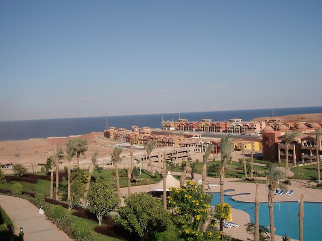 2 Bedrooms Appartment at Panorama, Porto Sokhna