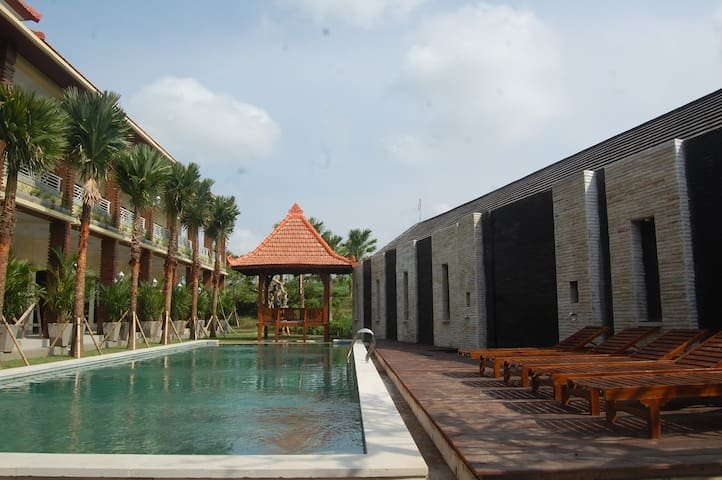 Private Double Room North Wing Canggu 3