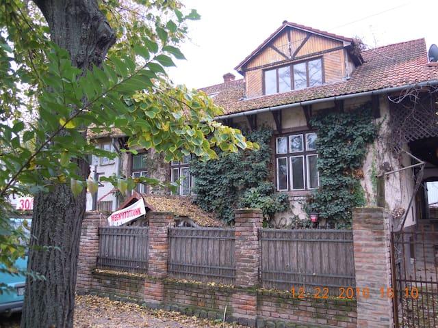 Cheap accomodation in Debrecen city from 10 euro - Debrecen - Dům pro hosty