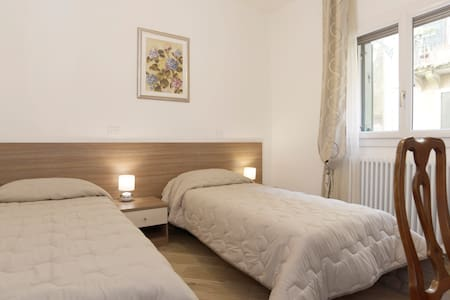 CASA DELLA PORPORA 3 @ GUGLIE BRIDGE - Venedig - Lägenhet