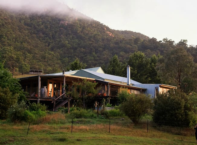 The Willows Guesthouse - Anglers Rest - Guesthouse