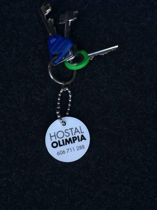 Nuestras llaves