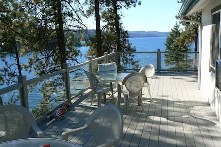 Coeur d'alene Vacation Lake Front - Haus