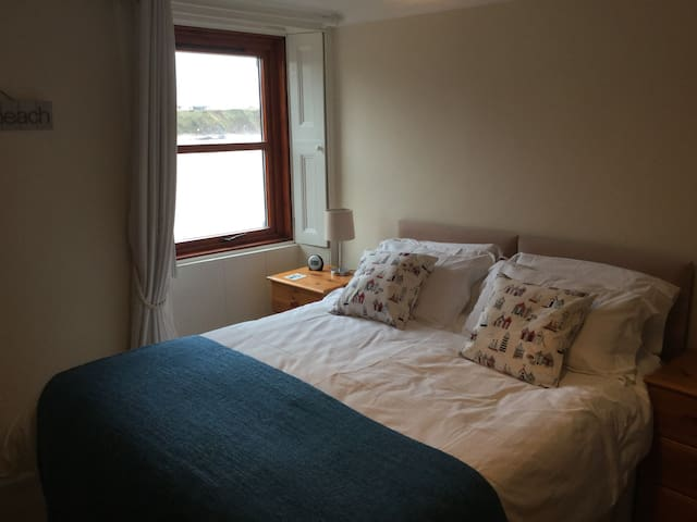 Twin/Double Room with En Suite - Eyemouth - Bed & Breakfast