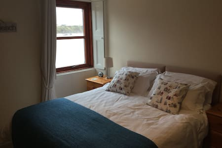 Twin/Double Room with En Suite - Eyemouth - Oda + Kahvaltı