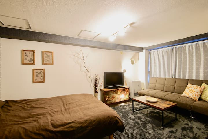 AM205:Natural style rooms/free pick up