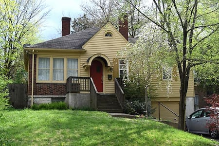 Cozy 3 bedroom home all to yourself! - Cincinnati - Haus