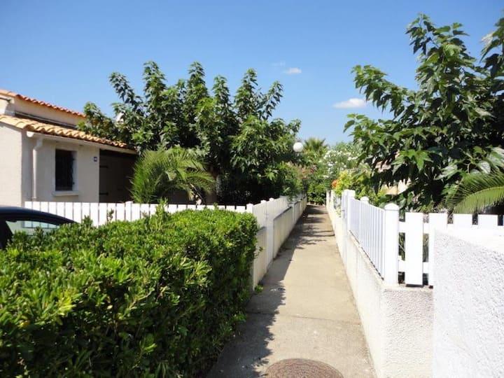 Cap d'Agde, Pavillon Terrasse 6 Pers, Piscine, Pkg