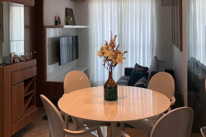 Apartamento Luxo Brás no coração de São Paulo