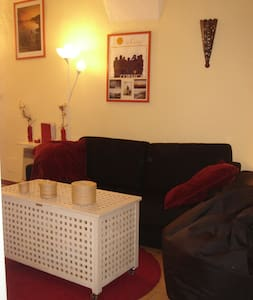Appartement T2 typique en Corse - Feliceto - Apartament