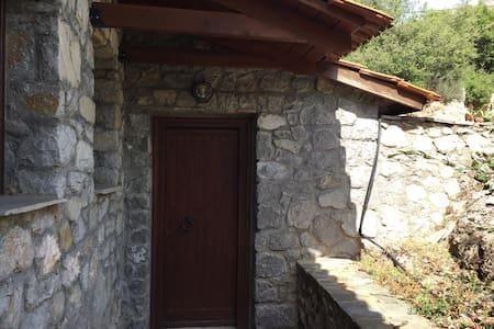 """Studio in the complex """"Κastalia village"""". - Arachova - House"""