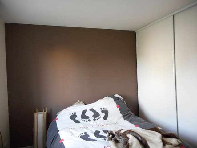 One double bedroom at 10 minutes from Annecy