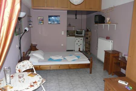 McGarry Apartment Limni Evia Greece - Limni - Lägenhet