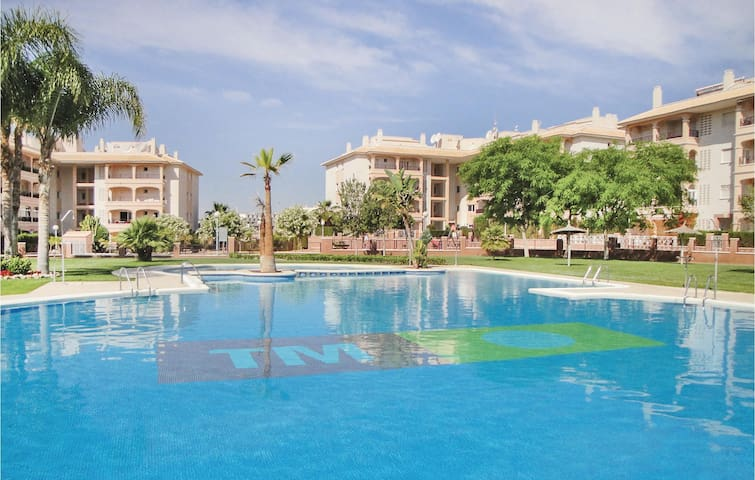 Holiday apartment with 2 bedrooms on 84m² in Orihuela Costa